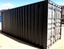 diverse Shipping containers