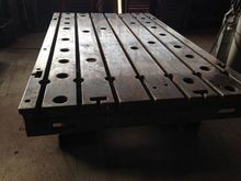 Stolle 1730 x 2980 mm t-slotted