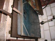 unbekannt 500 x 400 mm Tuschier