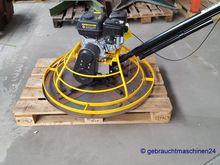 Loncin 94 power trowel, concret