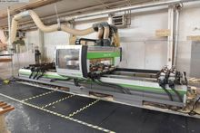 BIESSE ROVER C 6.65 CNC process
