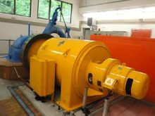 Used Francis 440 kW/