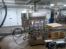 Mewes Filling machine
