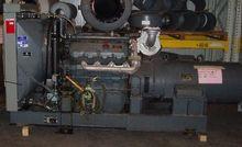 1969 SAB A107R Diesel generator
