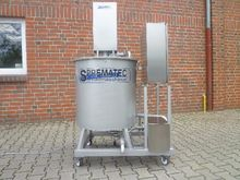 Used Coating mixer i