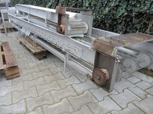 Used Wire belt conve