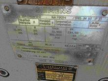 Used Siemens 102 kW