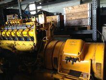 Deutz/MWM Gas G234 V12