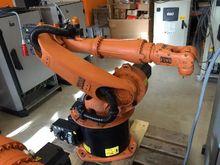 2007 Kuka KR16L6 SafeRobot Robo