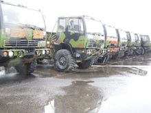 2002 Military army trucks Heavy