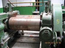450x1000 Mixing mill