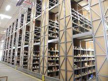 SSI Schäfer R7000 floor rack sy