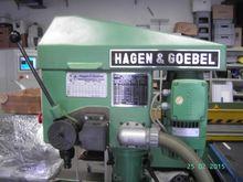 1991 Hagen + Göbel HG 8 E Tappi