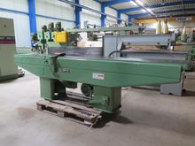 Gubisch Surface planing machine
