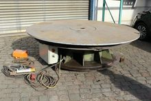 Used Welding Turntab