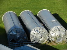 2005 P+W Aluminium silos 148 cb