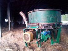 Straw Chopper 75kW RSW5000 Stra