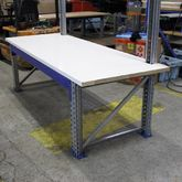 Walther Work bench/packing tabl