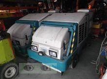 2006 Tennant 8210 D wet-sweeper