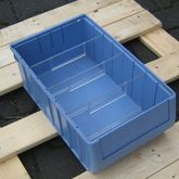 BITO Shelf box blue