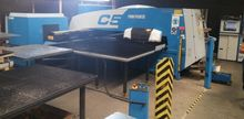 2005 FINN POWER C 5 CNC Punchin