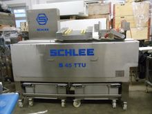 Schlee Cleaning machine for bak