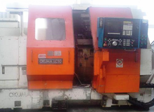 Used Okuma LC 30 CNC