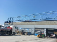 Used Wenker Gantry c