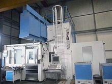 1991 Schiess 40FZT CNC Milling