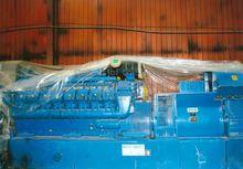 2004 DEUTZ TBG620V16K Gas gener