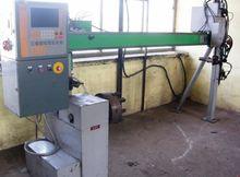 1992 ZINSER CNC 500 Plasma Cutt