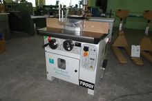 WOODLAND MACHINERY T900 Spindle