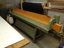 Scheer FM 8 Veneer waste saws