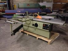 1997 Samco S300W Joiners circul