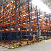 Polypal Stockpal Pallet rack, 1