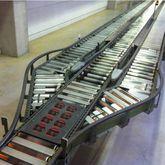 Knapp Roller Conveyor, Belt Con