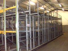 Used pallett Shelves