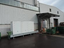 Used cooling water p
