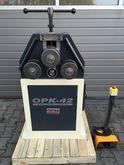 OSTAS OPK-42 Ring Bending Machi