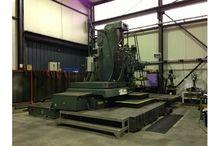 Tos CNC Model Borers (Floor typ