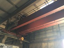 DEMAG double girder cranes