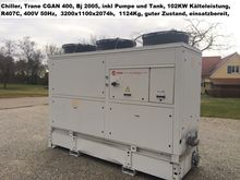 Used TRANE ECGAN400E