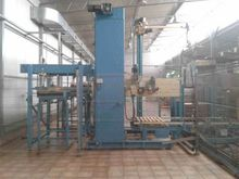 Gold Packing Systems Palletiser