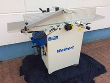 Weibert ADM 320 Surface planing