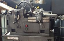 Mikron 106.02 Worm Grinding Mac