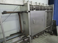 Used GEA plate heat