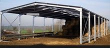 20x12 Steel structure