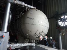 2006 ALSTOM Heißwasserbehälter