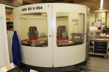 2001 DMG DMC 80 U RS4 Vertical
