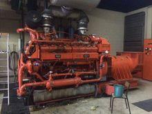 SACM WARSTILA V16 BZSHR Diesel